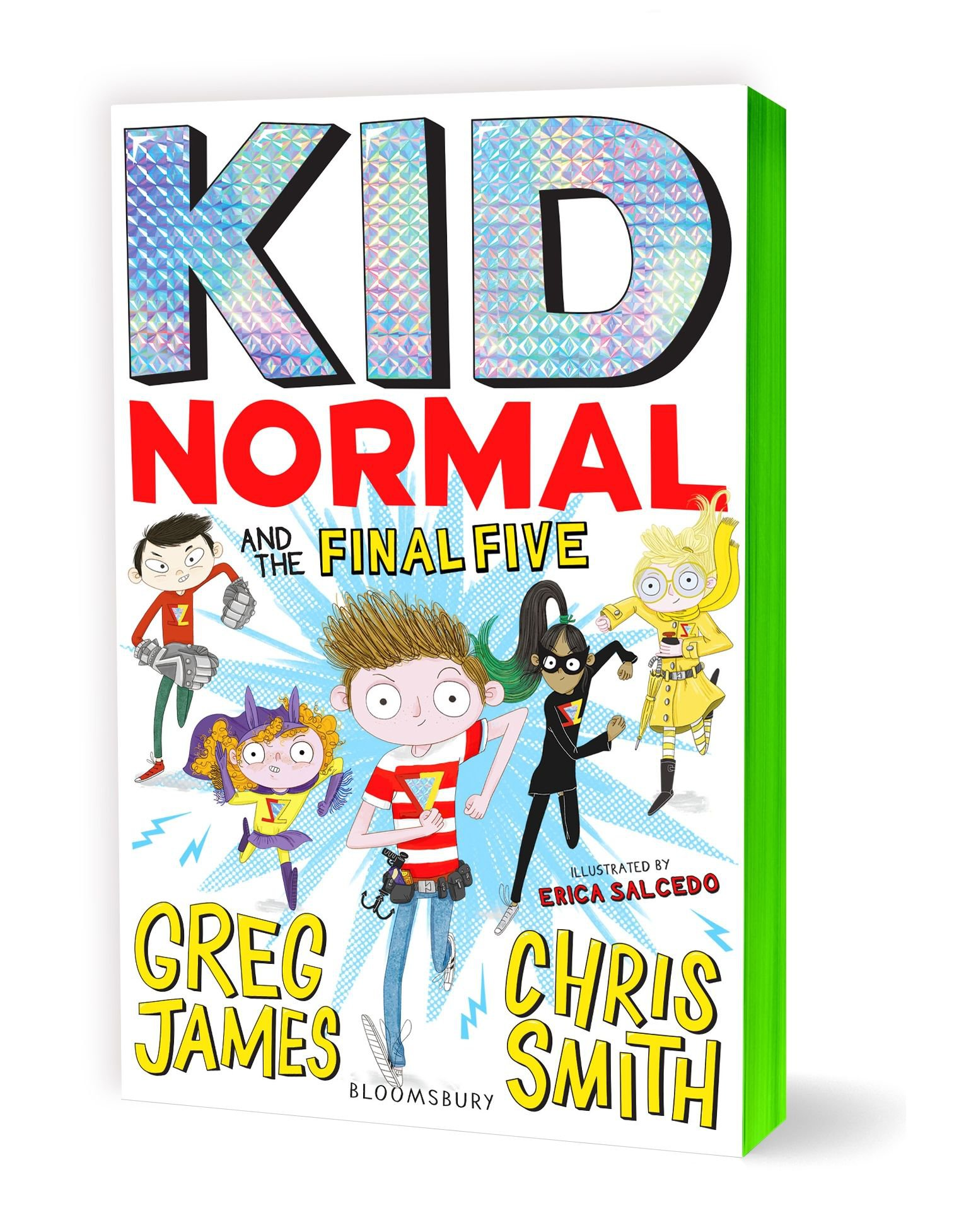 Kid Normal book cover