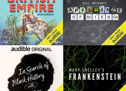 Audible booklist