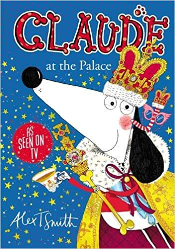 Claude at the Palace cover.