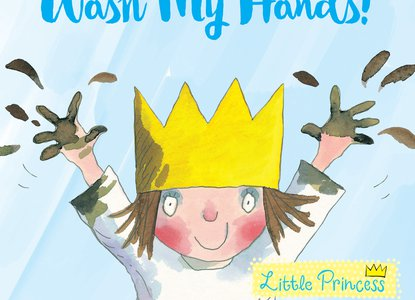 Little Princess: I don't want to wash my hands