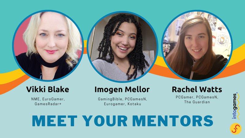 Into Games - mentors