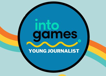Into Games logo