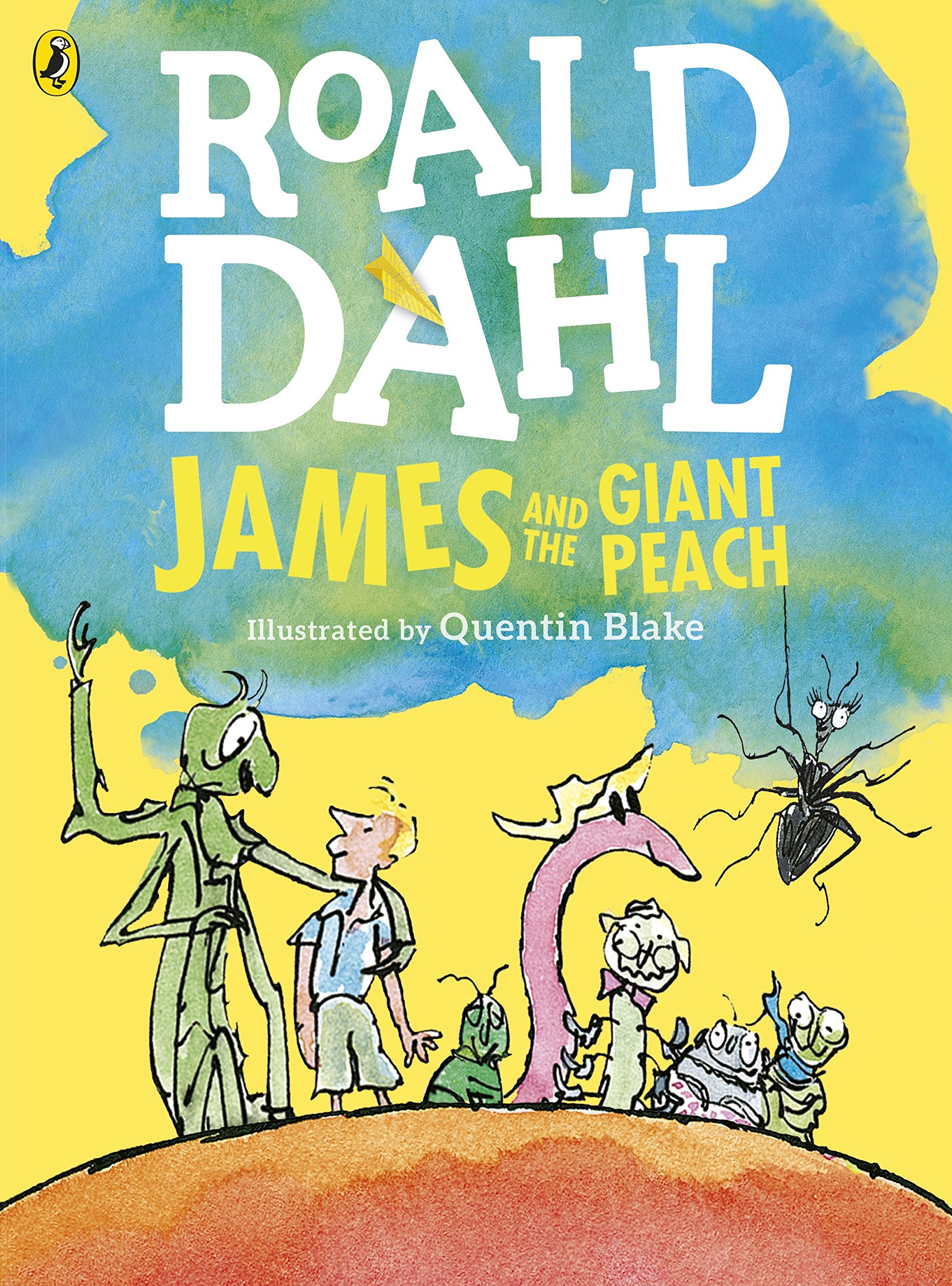 James and the Giant Peach writing activity
