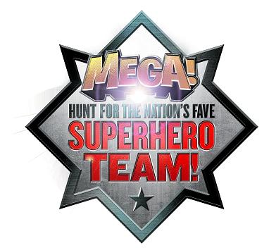 Mega superhero team