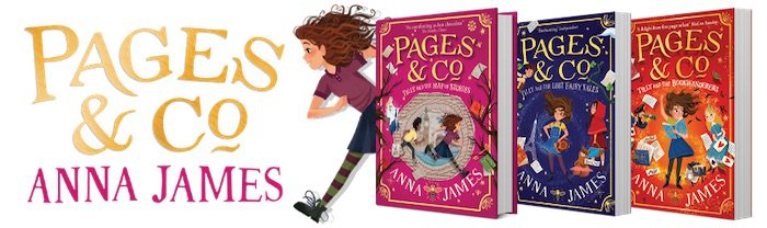 Pages and Co Anna James book covers.jpg