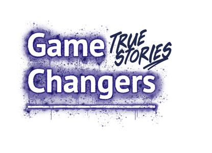 Game Changers: True Stories logo