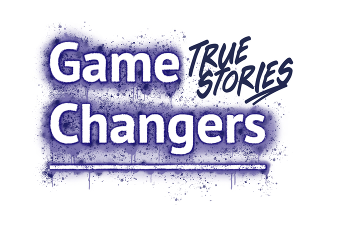 Game Changers: True Stories logo