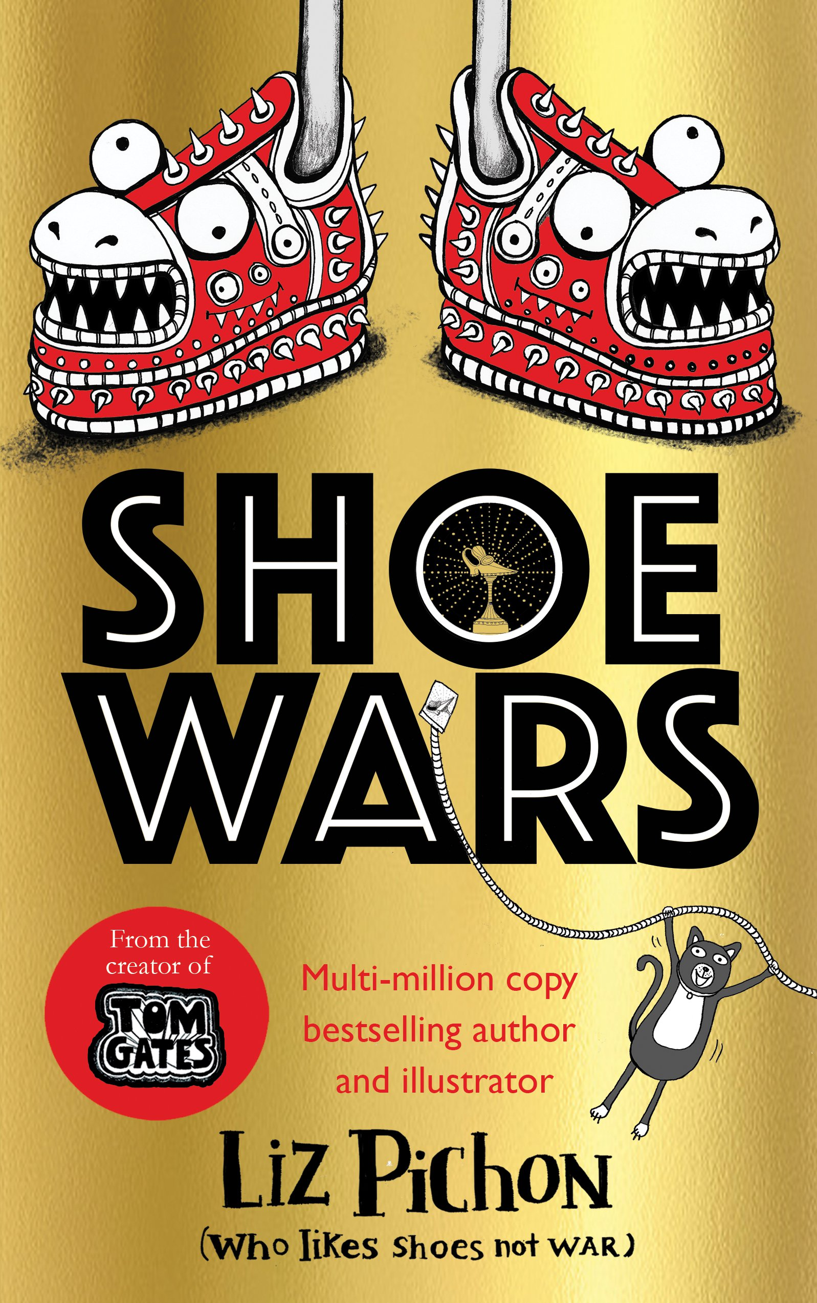 Shoe Wars cover
