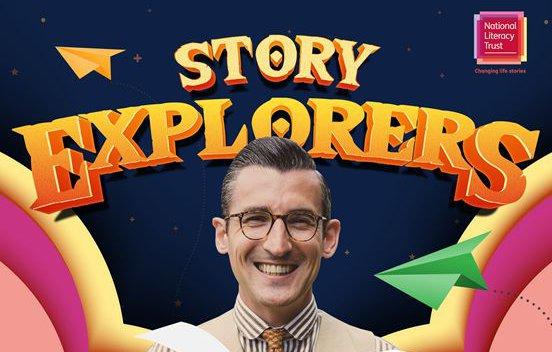 Story Explorers logo