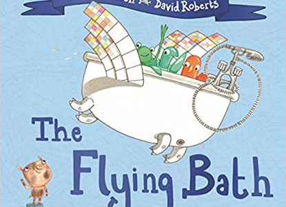 The Flying Bath book cover