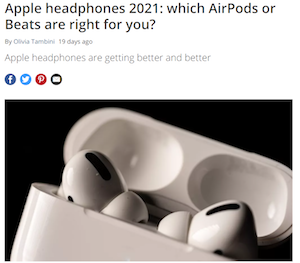 Write your own non-fiction Airpods review.png