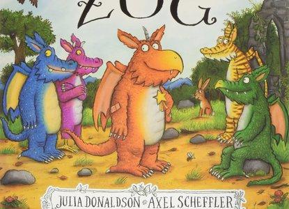 Zog picture book quiz