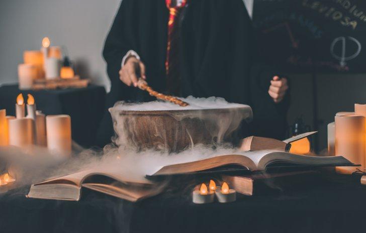 Write a magic potion recipe