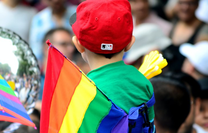 LGBTQ early years