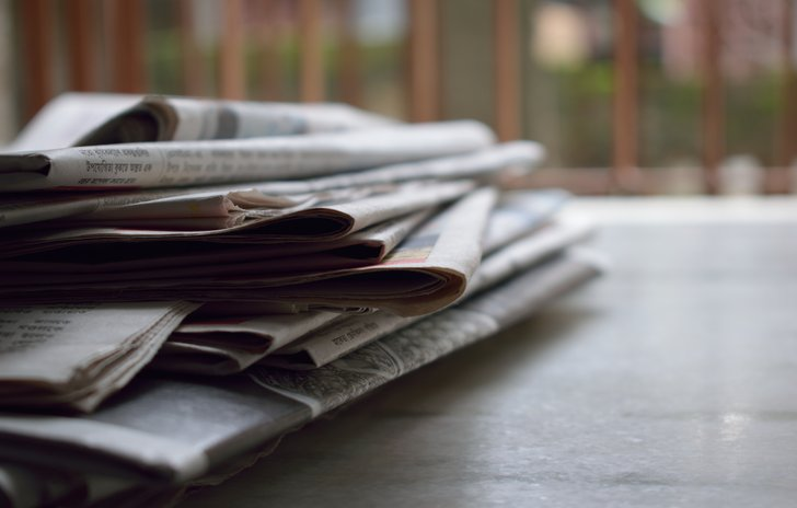 Write a newspaper about the environment