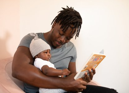Reading books with your child