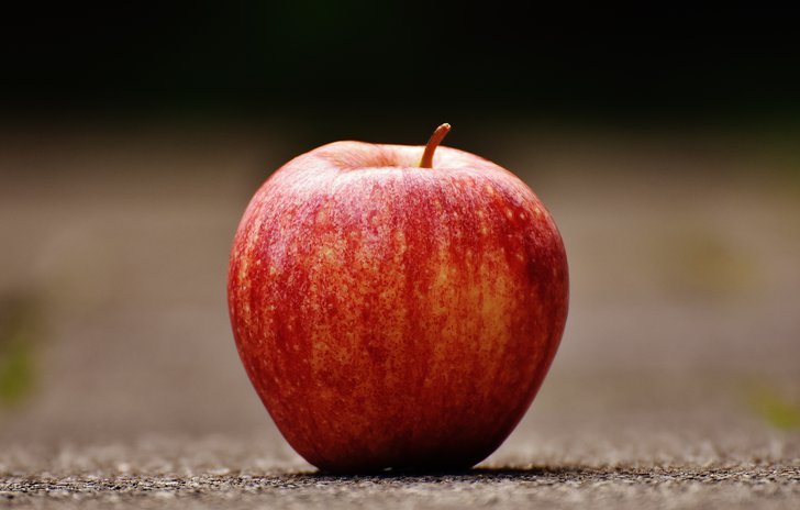 You shall have an apple