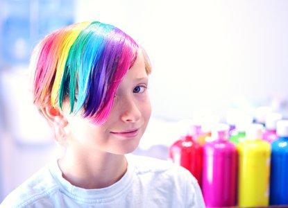 Pride Month child