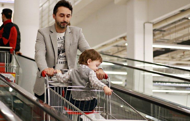Shopping trip hunt