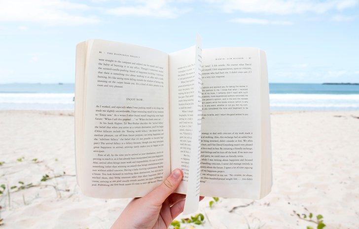 Summer holiday reading