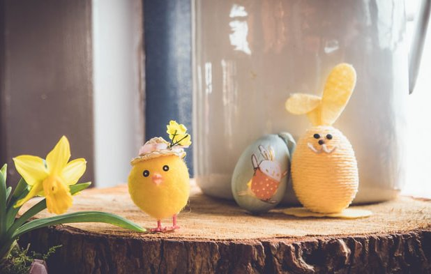 Easter themed audio stories